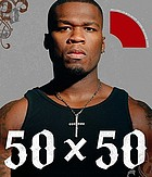 50 x 50 : 50 Cent in his own words