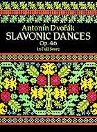 Slavonic dances, op. 46 : in full score
