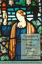 Florence Nightingale on public health care