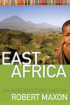 East Africa : an introductory history