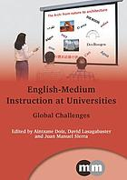 English-medium instruction at universities : global challenges