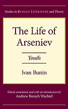 The life of Arseniev : youth