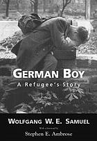 German boy : a refugee's story