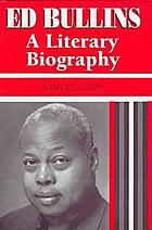 Ed Bullins : a literary biography