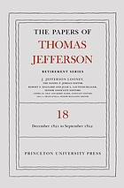 The papers of Thomas Jefferson. Retirement series