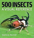 500 insects : a visual reference