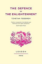 In defence of the enlightenment : translated from the French