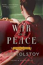War and peace : original version