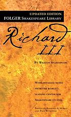 The tragedy of Richard III / The Tragedy of