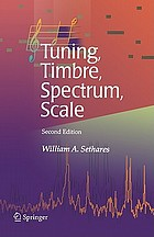Tuning, timbre, spectrum, scale