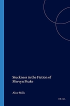 Stuckness in the fiction of Mervyn Peake