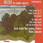 The complete concertos
