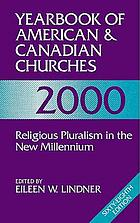 Yearbook of American & Canadian churches, 2000