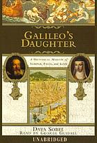 Galileo's daughter