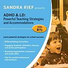 ADHD & LD : powerful teaching strategies and accommodations : with RTI