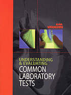 Understanding & evaluating common laboratory tests