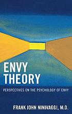 Envy theory : perspectives on the psychology of envy