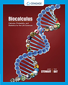 Biocalculus : calculus, probability, and statistics for the life sciences