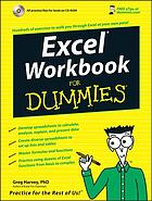 Excel workbook for dummies