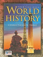 Prentice Hall world history : connections to today