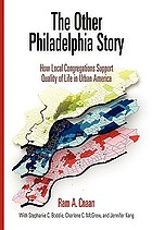 The other Philadelphia story : how local congregations support quality of life in urban America