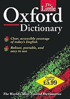 The little Oxford dictionary.