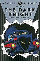 Batman, the dark knight archives. Volume 5