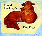 David Hockney's dog days.