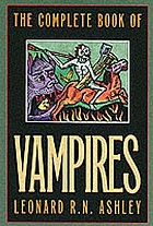 The Complete Book of Vampires.