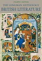The Longman anthology of British literature. Volume 1A, The Middle Ages