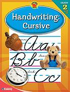 Handwriting : cursive.