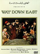 Way down East : a simple story of plain people