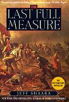 The last full measure [not on shelfmar10]: a novel