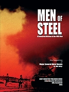 Men of steel : 6 Armoured Division in the 1965 war