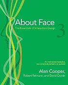 About face 3.0 : the essentials of interaction design