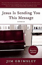 Jesus is sending you this message : (stories)