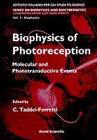 Biophysics of photoreception : molecular and phototransductive events