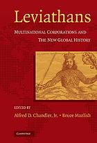 Leviathans : multinational corporations and the new global history