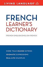 French : complete course : the basics