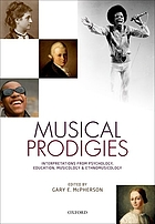 Musical prodigies : interpretations from psychology, education, musicology, and ethnomusicology