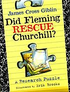 Did Fleming rescue Churchill? : a research puzzle
