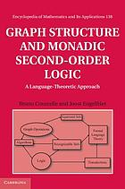 Graph structure and monadic second-order logic : a language-theoretic approach