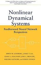 Nonlinear dynamical systems : feedforward neural network perspectives