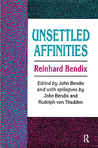 Unsettled affinities