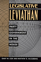 Legislative leviathan : party government in the House