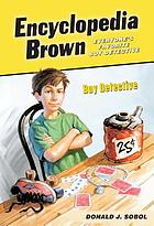 Encyclopedia Brown, boy detective.