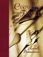 Corporate finance : theory and practice