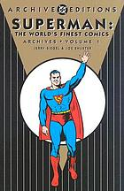 Superman : archives, volume 1
