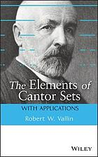 The elements of Cantor sets : with applications