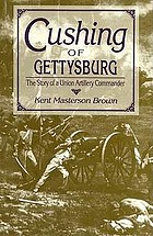 Cushing of Gettysburg : the story of a Union artillery commander
